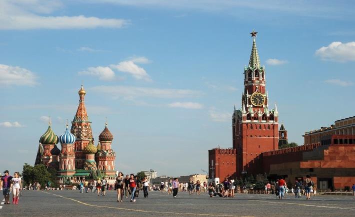 Moskva - metropola Ruska