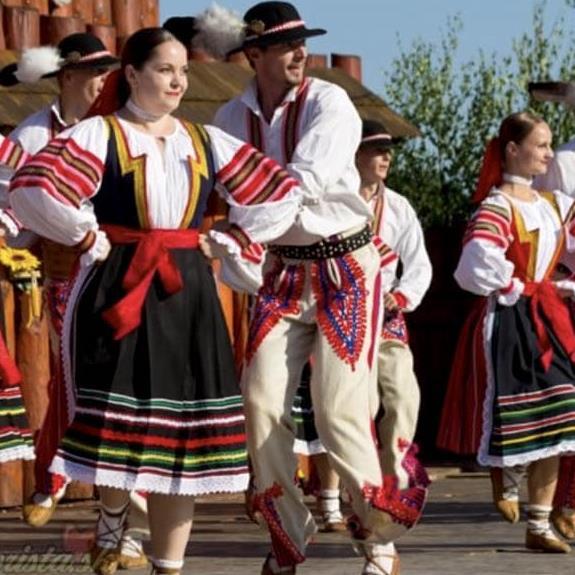 Stretnutie Goralov v Pieninách a Medzinárodný festival v Zakopanom