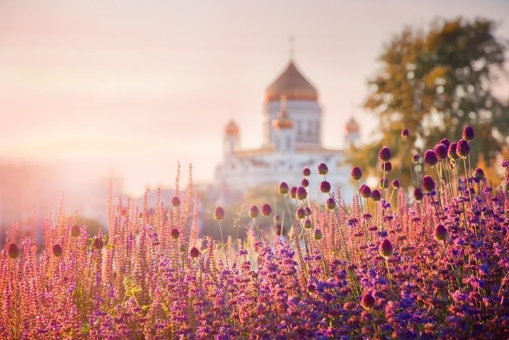 Moskva v zime - 1