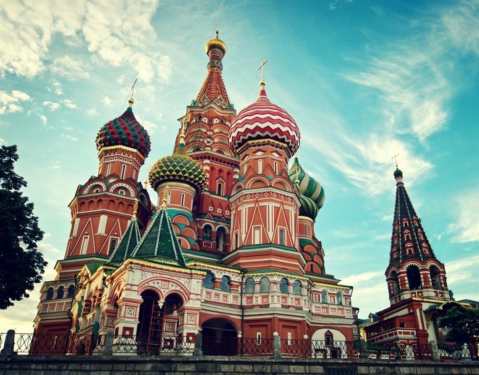Moskva v zime