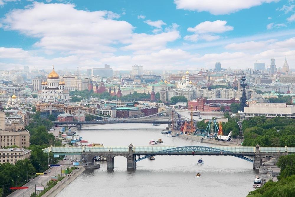 Moskva v zime - 8