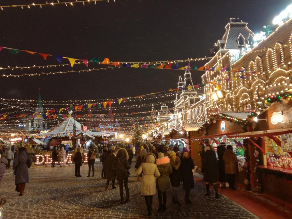 Moskva v zime - 15