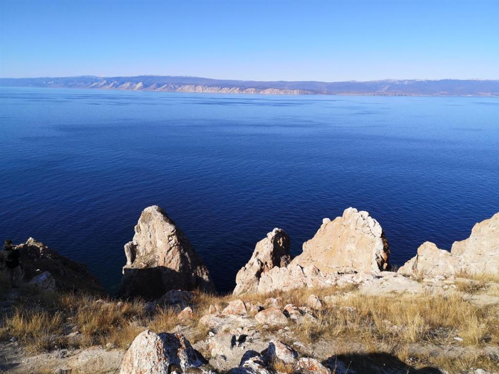Bajkal - tepna Sibíri