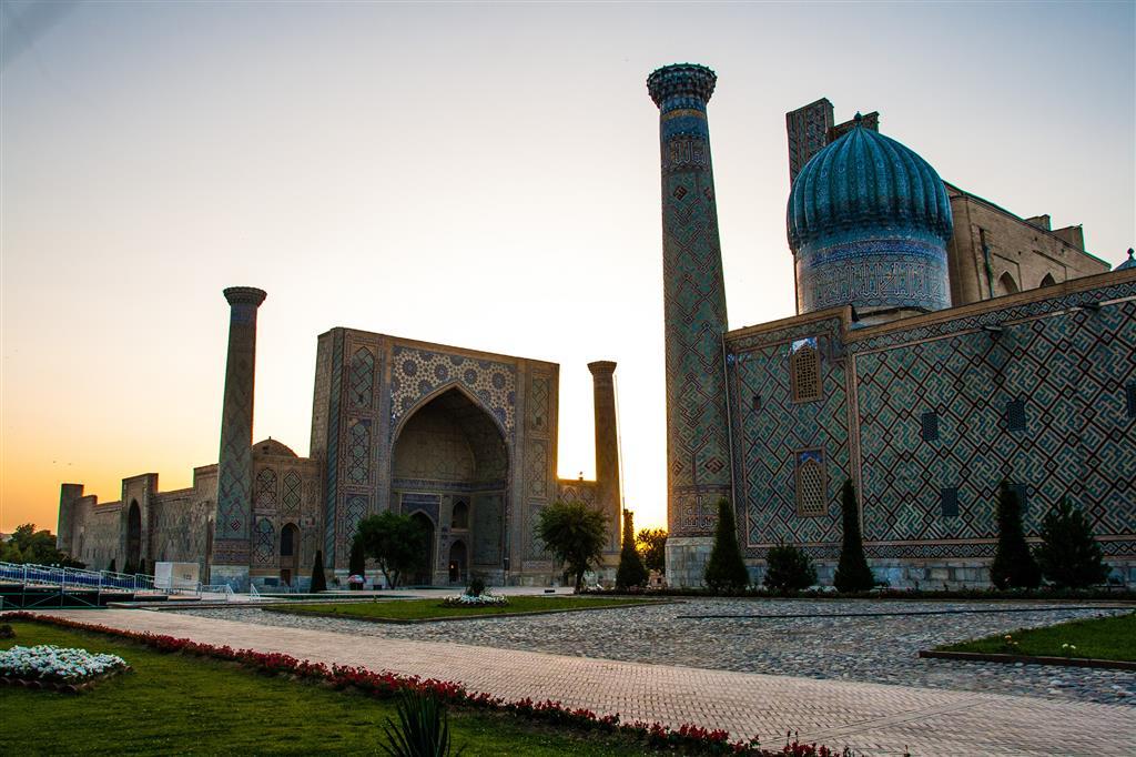 Uzbekistan – Tisíc a jeden zážitkov