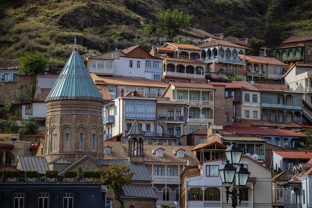 Tbilisi - mesto plné chutí
