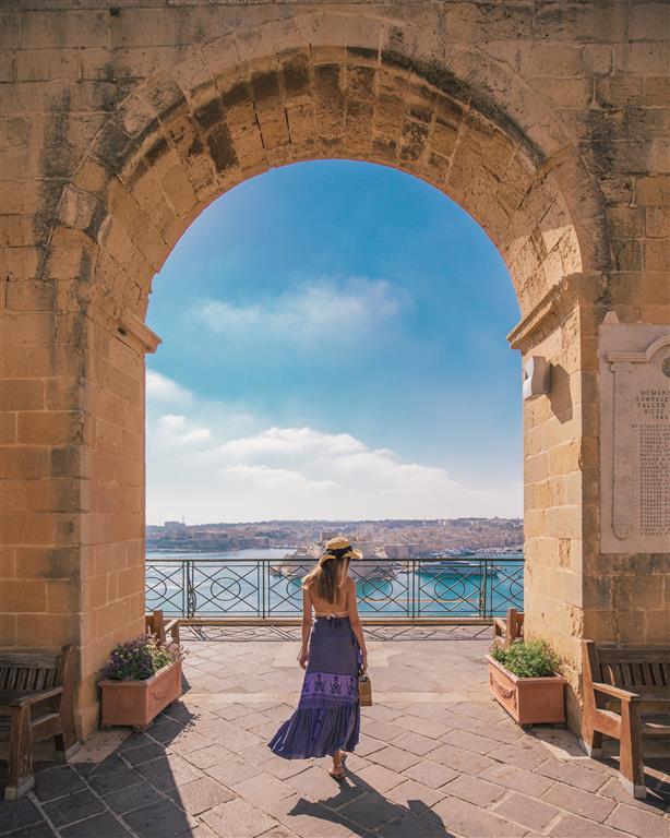 Malta - azúrový ostrov - 9
