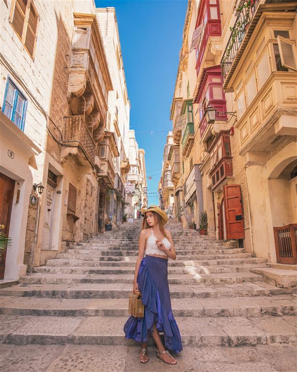 Malta - azúrový ostrov - 5