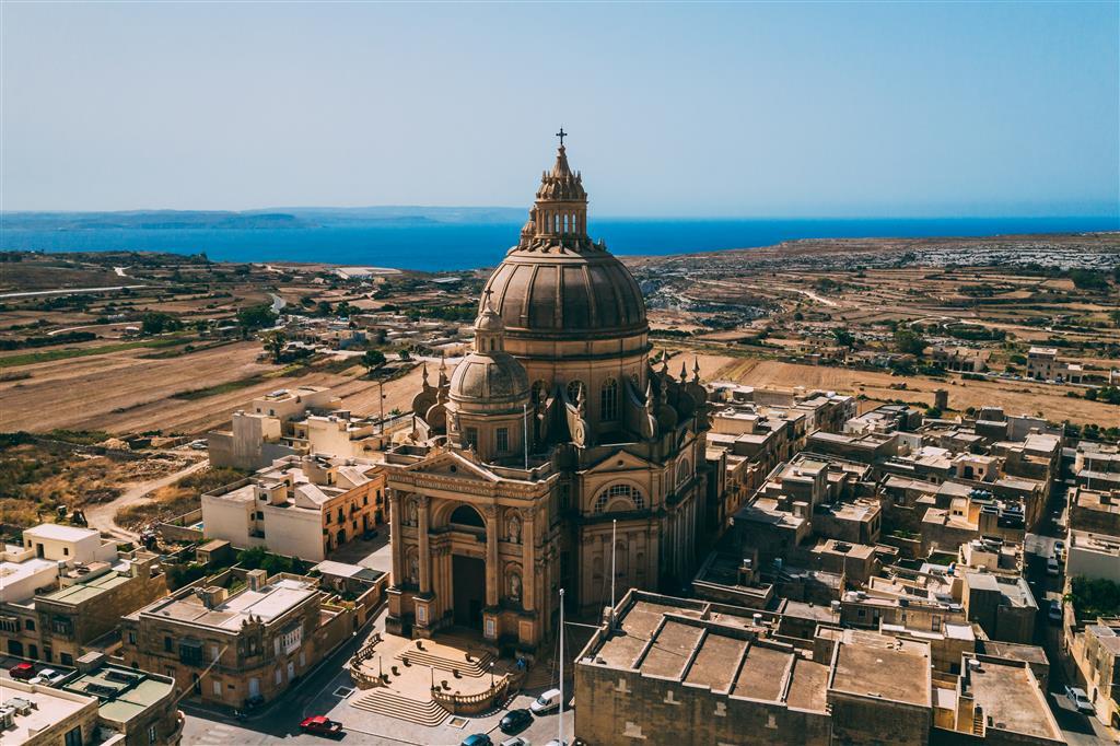 Malta - azúrový ostrov - 4