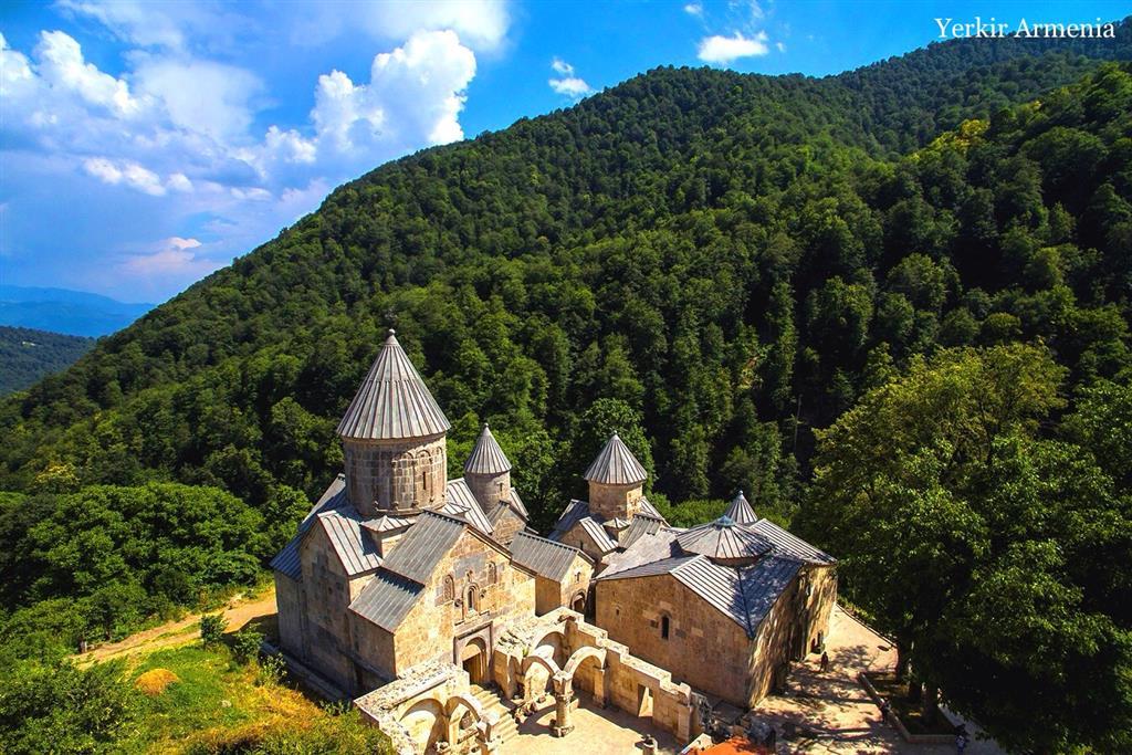 Arménsko za 5 dní