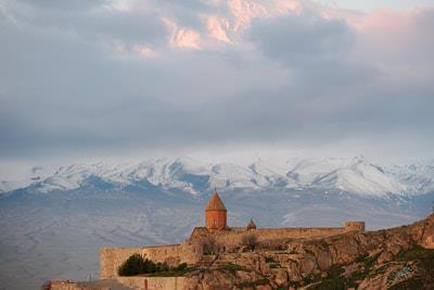 Arménsko- krajina straých kresťanov
