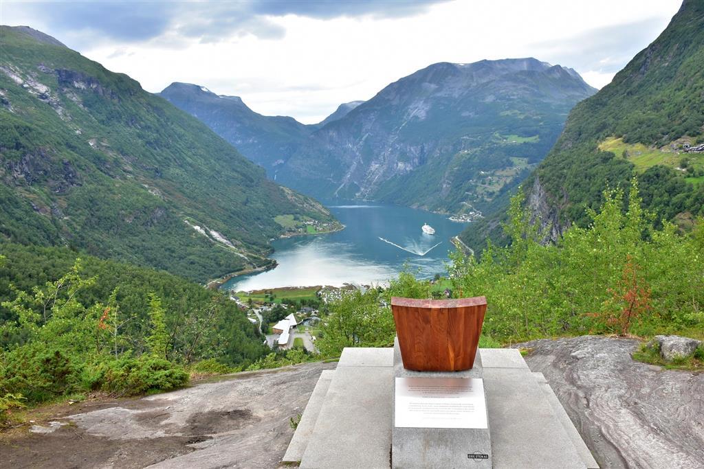 Nórsko – Zlatá cesta - 9