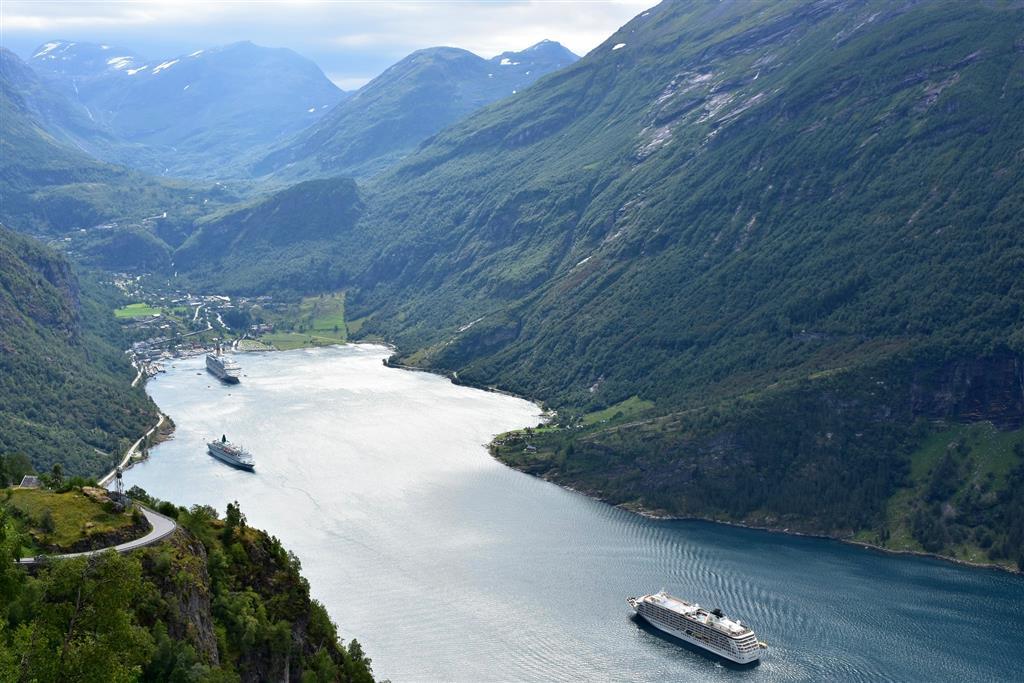 Nórsko – Zlatá cesta - 11