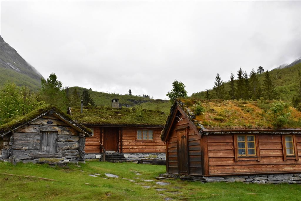 Nórsko – Zlatá cesta - 2