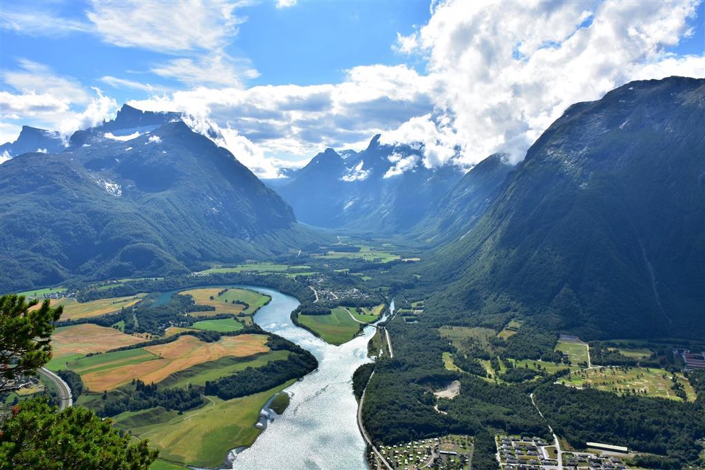Nórsko – Zlatá cesta - 15