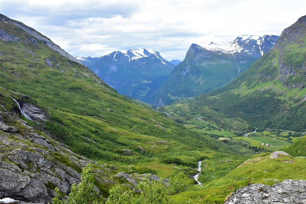Nórsko – Zlatá cesta - 20