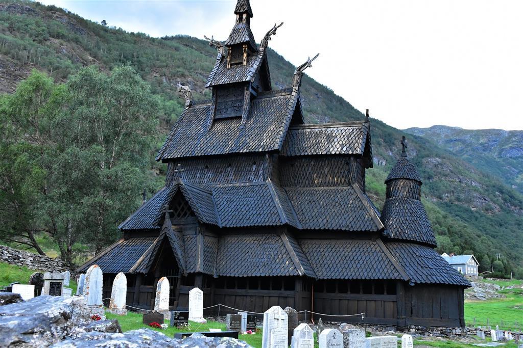 Nórsko – Zlatá cesta - 26