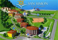 San Simon - Depandance Korala, Perla, Sirena, Palma 3*