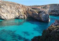 Malta - azúrový ostrov - 2