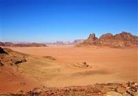 5 dní v Jordánsku